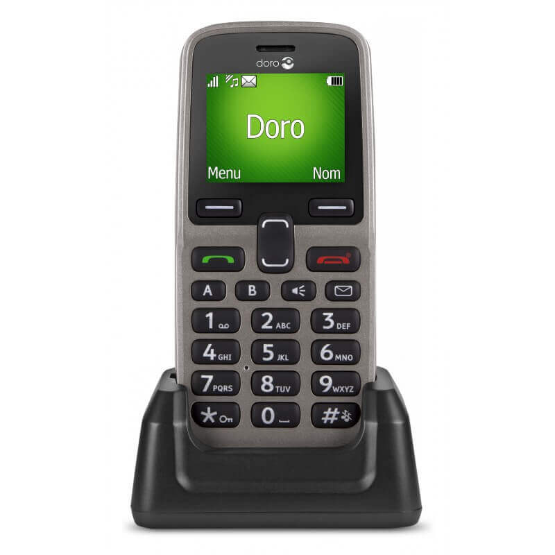 doro 5030 doro phoneeasy t l phone portable grosses. Black Bedroom Furniture Sets. Home Design Ideas