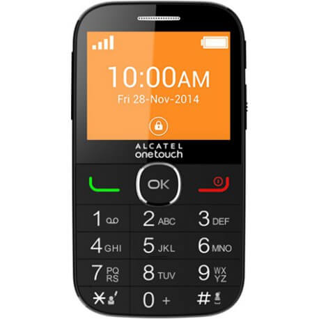 alcatel t l phone portable senior mobile. Black Bedroom Furniture Sets. Home Design Ideas