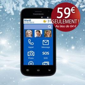 Thomson Serea 350 smartphone senior facile