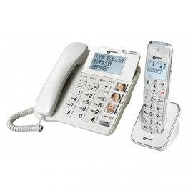 Geemarc AmpliDect Combi 295 téléphone senior