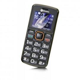 Amplicomms PowerTel M6300 - téléphone mobile amplifié - facile - seniors