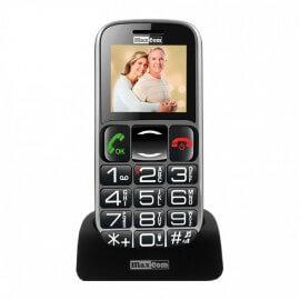 MaxCom MM462 - Téléphone Mobile Senior - Facile
