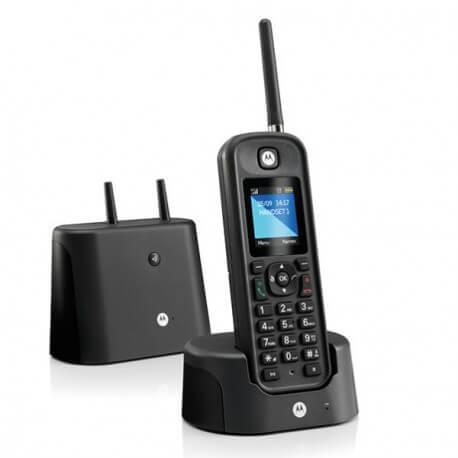 Motorola O201 - téléphone fixe longue portée