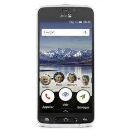 Doro 8040 - Smartphone senior - Smartphone Doro