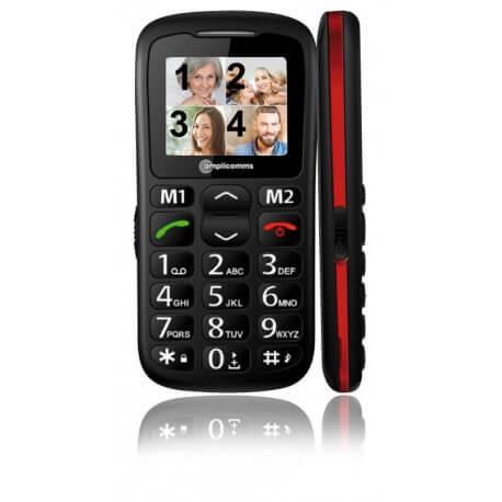 Amplicomms PowerTel M6350 - Téléphone malentendants - Senior