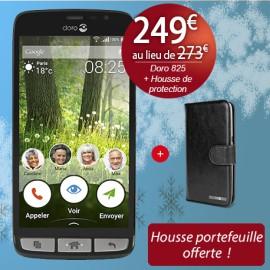 Doro Liberto 825 - smartphone sernior - Doro - tactile