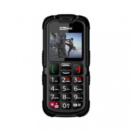MaxCom 910 - téléphone durci - téléphone pas cher