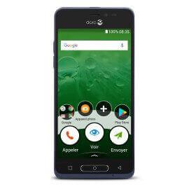 doro 8035 - smartphone senior - smartphone doro - bazile telecom