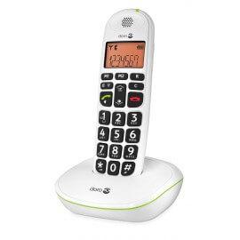 Doro 100W solo - téléphone sans fil seniors