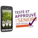 doro 8031 - smartphone senior - smartphone doro - bazile telecom