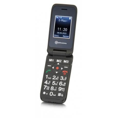 Amplicomms PowerTel M6700L téléphone à clapet