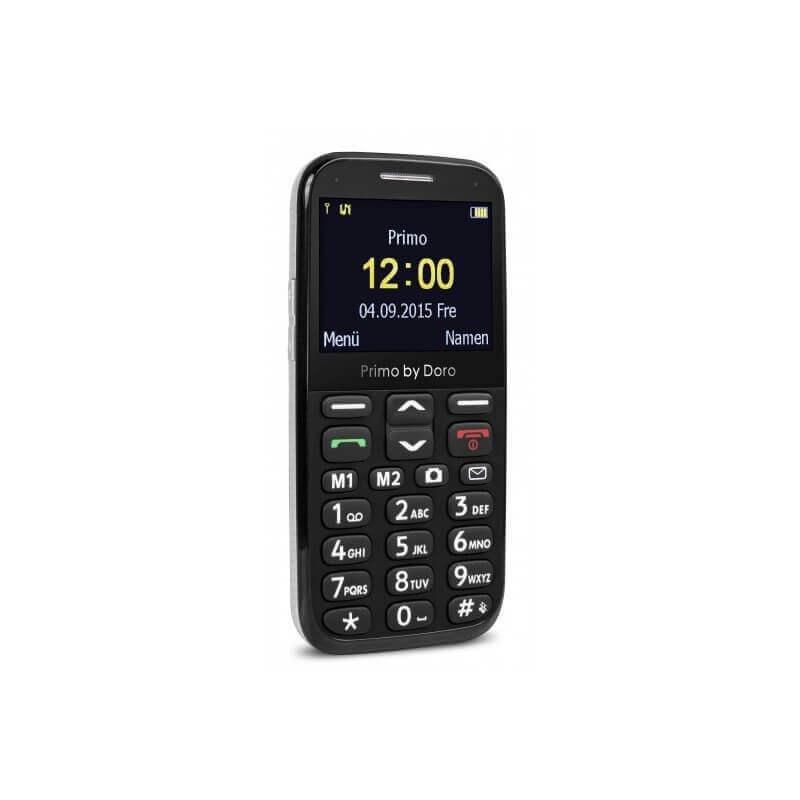 primo 366 by doro t l phone portable pour seniors. Black Bedroom Furniture Sets. Home Design Ideas