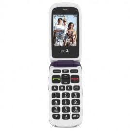 doro 612 - téléphone a clapet - portable doro